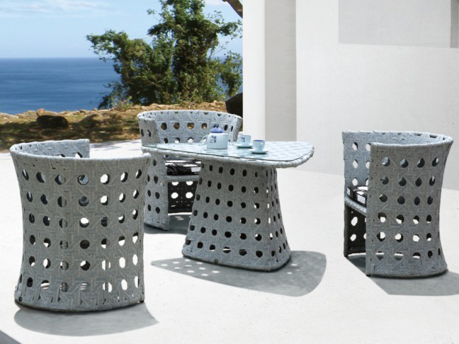 F862 Leisure dining set