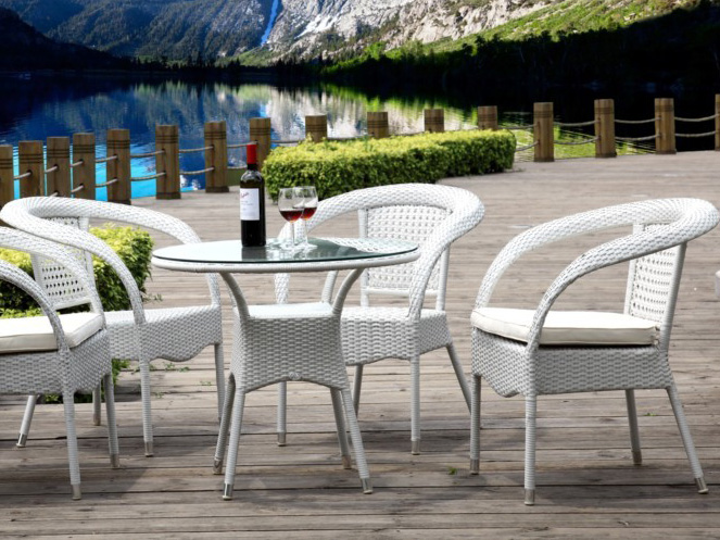 D528;S228 Leisure table set