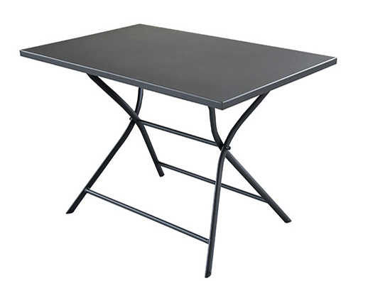 D537 Outdoor folding table rectangular